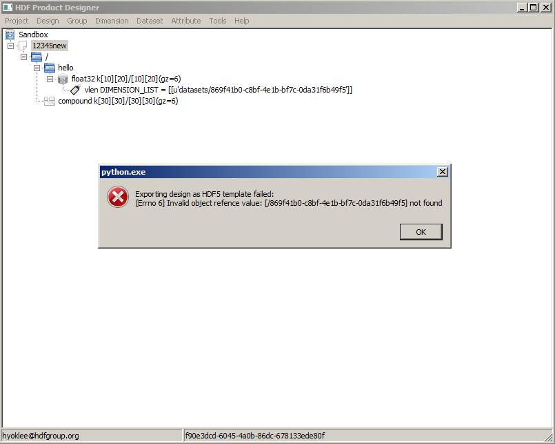 Usage — HDF Product Designer 1 6 0 documentation